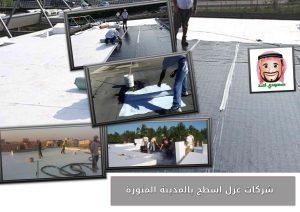 شركات عزل اسطح بالمدينة المنورة